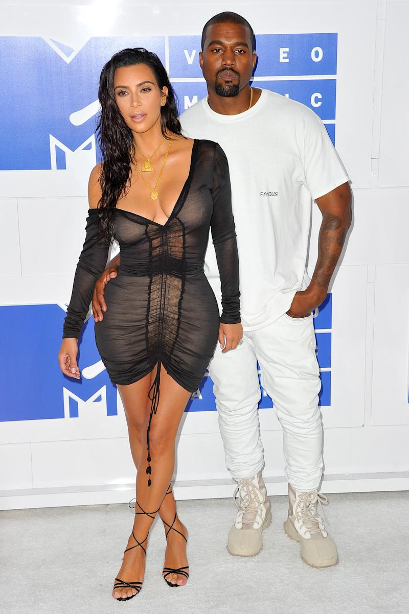 Kim and Kanye Name Baby Chicago West