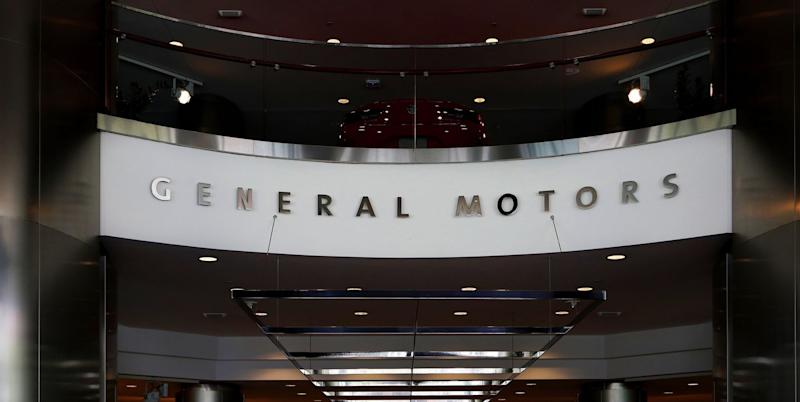 GM to offer buyout to some workers in cost-cutting move: DJ