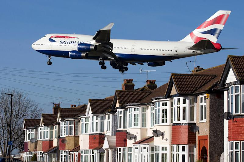 Opposition: Campaigners have more plans to try to frustrate the building of a new runway at Heathrow: AFP/Getty Images