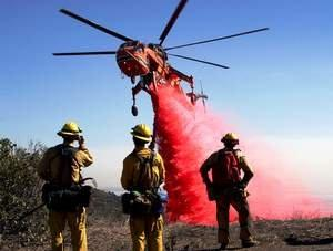 Blue Sky Network Provides Erickson Air-Crane With M2M Satellite Tracking Solutions for Aerial Firefighting