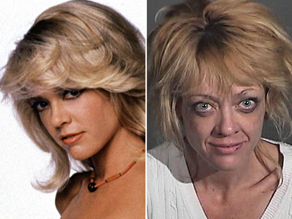 "<b>Lisa Robin Kelly</b>, famous for playing bombshell sister Laurie Forman on ""That 70's Show,"" got pinched last week for <a target=""_blank"" href=""http://wapo.st/YB3o6v"">misdemeanor assault</a>. Her 61-year-old husband was also charged with misdemeanor assault after police responding to a domestic call at the couple's home."