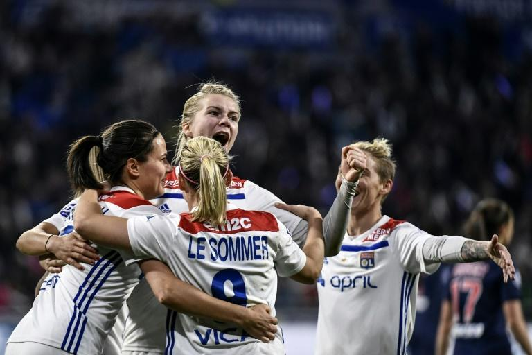 Ada Hegerberg and her Lyon teammates are gunning for a fourth straight Champions League crown, but Chelsea stand in their way in the semi-finals
