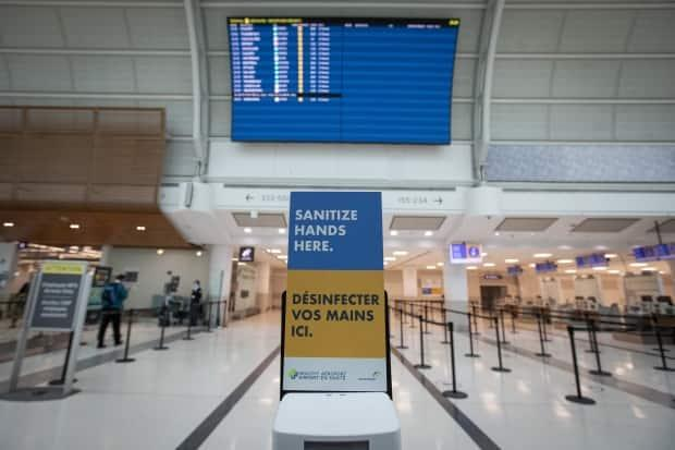 International travellers returning to Canada are now required to show evidence of a COVID-19 test. (Evan Mitsui/CBC - image credit)