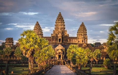 Angkor Wat - Credit: Getty