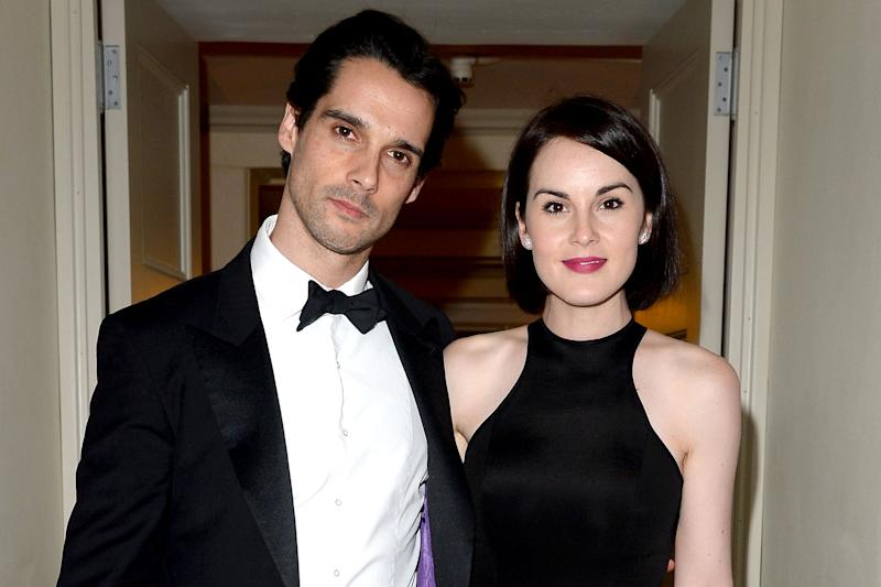 Michelle Dockery Reveals That She Considers Herself a Widow After 2015 Death of Her Fiancé