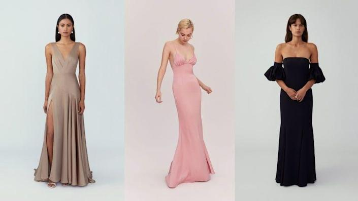 Styles and cuts that are flattering for every bridesmaid