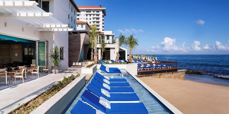 """<p>Puerto Rico has plenty of secluded strands, but if you're looking for glitzy high-rise hotels, waterfront restaurants, and nightlife, then head to San Juan's <a href=""""https://www.tripadvisor.com/Attraction_Review-g147320-d150494-Reviews-Condado_Beach-San_Juan_Puerto_Rico.html"""" rel=""""nofollow noopener"""" target=""""_blank"""" data-ylk=""""slk:Condado Beach"""" class=""""link rapid-noclick-resp"""">Condado Beach</a>. Plus, historic Old San Juan, with its craft shops and imposing historic fort, is just 10 minutes away by taxi.<br></p><p><a class=""""link rapid-noclick-resp"""" href=""""https://go.redirectingat.com?id=74968X1596630&url=https%3A%2F%2Fwww.tripadvisor.com%2FHotel_Review-g147320-d6691692-Reviews-Condado_Vanderbilt_Hotel-San_Juan_Puerto_Rico.html&sref=https%3A%2F%2Fwww.redbookmag.com%2Flife%2Fg34756735%2Fbest-beaches-for-vacations%2F"""" rel=""""nofollow noopener"""" target=""""_blank"""" data-ylk=""""slk:BOOK NOW"""">BOOK NOW</a> Condado Vanderbilt Hotel</p><p><a class=""""link rapid-noclick-resp"""" href=""""https://go.redirectingat.com?id=74968X1596630&url=https%3A%2F%2Fwww.tripadvisor.com%2FHotel_Review-g147320-d677598-Reviews-La_Concha_Renaissance_San_Juan_Resort-San_Juan_Puerto_Rico.html&sref=https%3A%2F%2Fwww.redbookmag.com%2Flife%2Fg34756735%2Fbest-beaches-for-vacations%2F"""" rel=""""nofollow noopener"""" target=""""_blank"""" data-ylk=""""slk:BOOK NOW"""">BOOK NOW</a> La Concha Renaissance San Juan Resort</p>"""