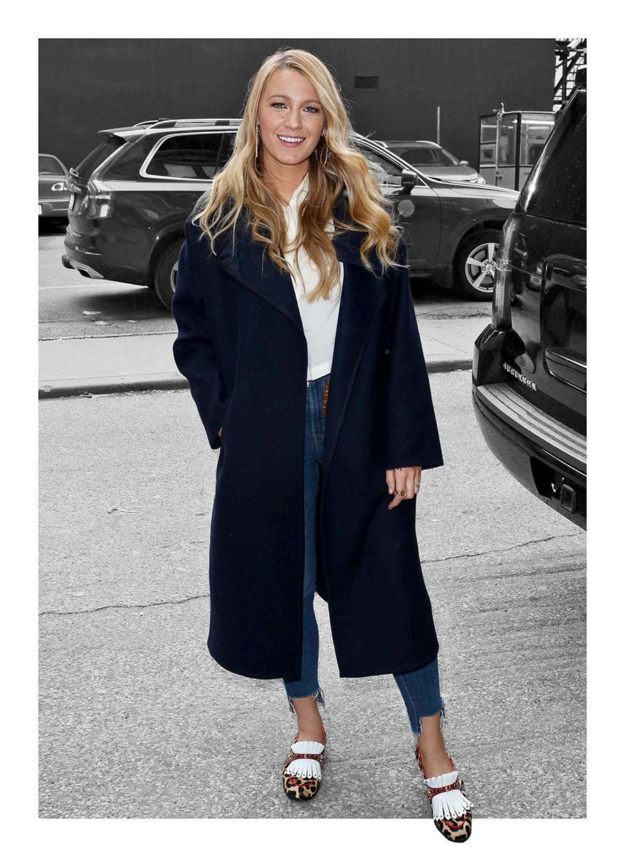 Blake Lively was recently spotted at a L'Oréal Paris Women of Worth event. (Photo: Pacific Coast News)