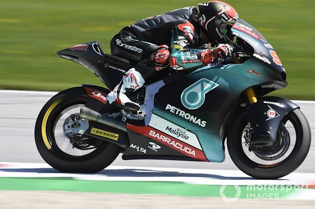 "Jonas Folger, SIC Racing Team <span class=""copyright"">Gold and Goose / LAT Images</span>"