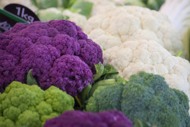 """<p>They may be super good for you, but broccoli, cauliflower and cabbage can cause bloating and excess wind. """"For some people these vegetables are not digested completely in the small intestines maybe due to a lack of enzymes,"""" explains Dr Marilyn Glenville (www.marilynglenville.com), author of Natural Alternatives to Sugar.<br> """"It means that when they reach the large intestines, bacteria in that part of the gut can cause gas and bloating when breaking down those foods."""" [Photo: Getty] </p>"""