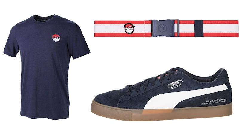 ef5237efcf3 Malbon Golf and Puma team up on a retro-cool collection