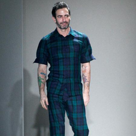 Marc Jacobs talks dad jeans