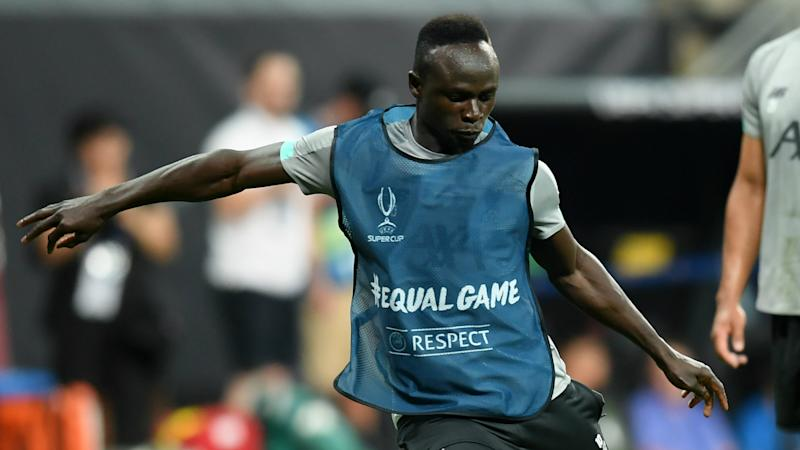 Liverpool's Mane ready to start against Chelsea in UEFA Super Cup despite short layoff