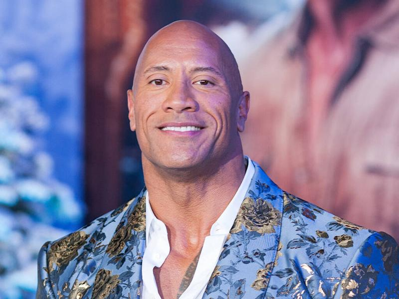 Dwayne Johnson and his family all test positive for COVID-19