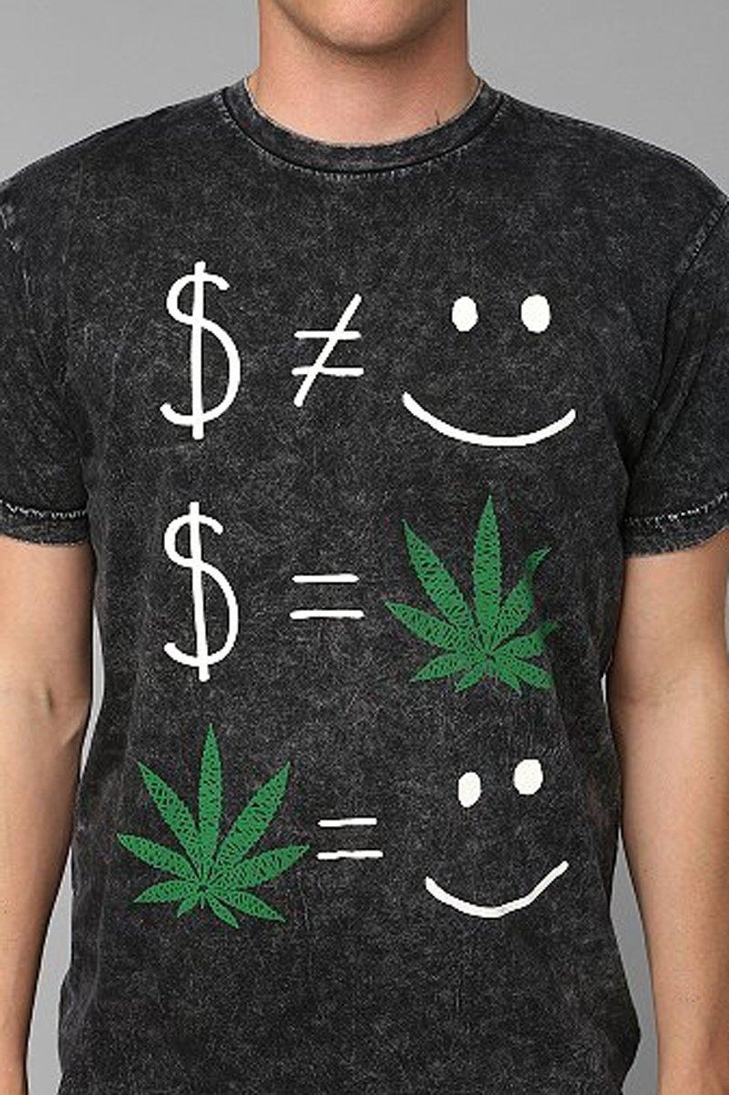 urban outfitters pot tshirt