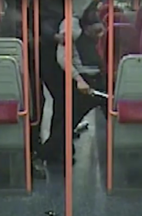 Police have appealed for help to identify the attacker