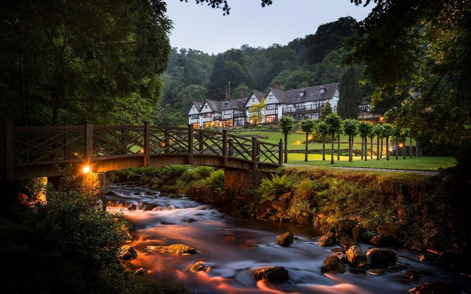 Gidleigh Park is all about hushed, classic luxury - Paul Wilkinson