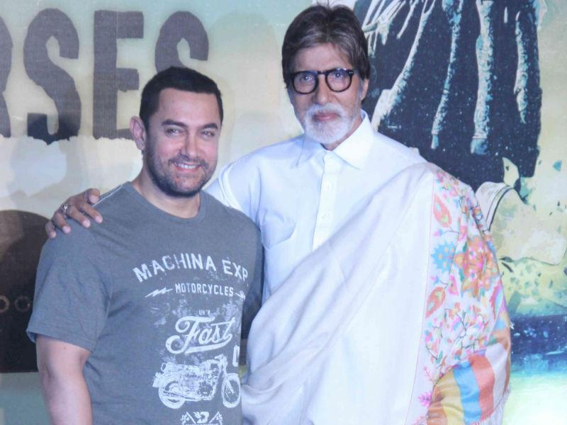 After Aamir Khan, Amitabh Bachchan's warrior look in Thugs of Hindostan leaked online