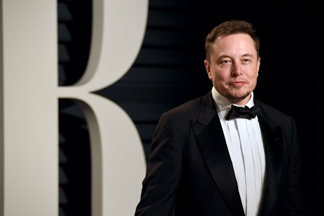 HBO to Develop Scripted Series About Elon Musk's SpaceX 2