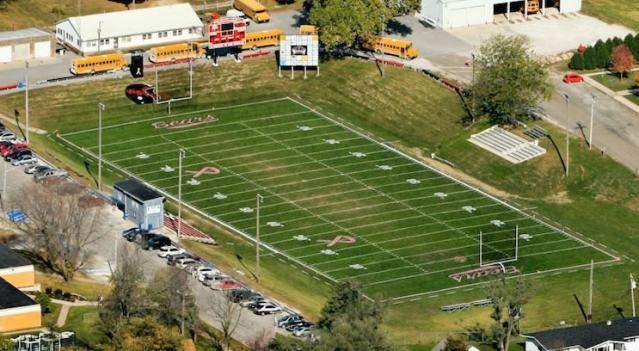 The Little Rose Bowl is home to the West Branch football program — Facebook