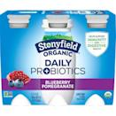 "<p><strong>Stonyfield</strong></p><p>instacart.com</p><p><a href=""https://go.redirectingat.com?id=74968X1596630&url=https%3A%2F%2Fwww.instacart.com%2Flanding%3Fproduct_id%3D20895820%26retailer_id%3D279%26region_id%3D6522720972%26mrid%3D193326073%26gclid%3DCjwKCAjw5p_8BRBUEiwAPpJO6-SsMeNz9nEUV0mQQzkHbqM5WHh8ugAwKDYrbmZ3QpFB8bsJeiwFbxoCZAYQAvD_BwE&sref=https%3A%2F%2Fwww.menshealth.com%2Fnutrition%2Fg34382060%2Fbest-snacks-for-men-2020%2F"" rel=""nofollow noopener"" target=""_blank"" data-ylk=""slk:BUY NOW"" class=""link rapid-noclick-resp"">BUY NOW</a></p><p>These drinkable yogurts offer a quick shot of gut-healthy bacteria and go well with fruit—an apple, a banana, a peach, or more blueberries.</p><p>Per 92 ml bottle: 3g protein, 60 calories, 11g carbs (0g fiber), 1g fat</p>"