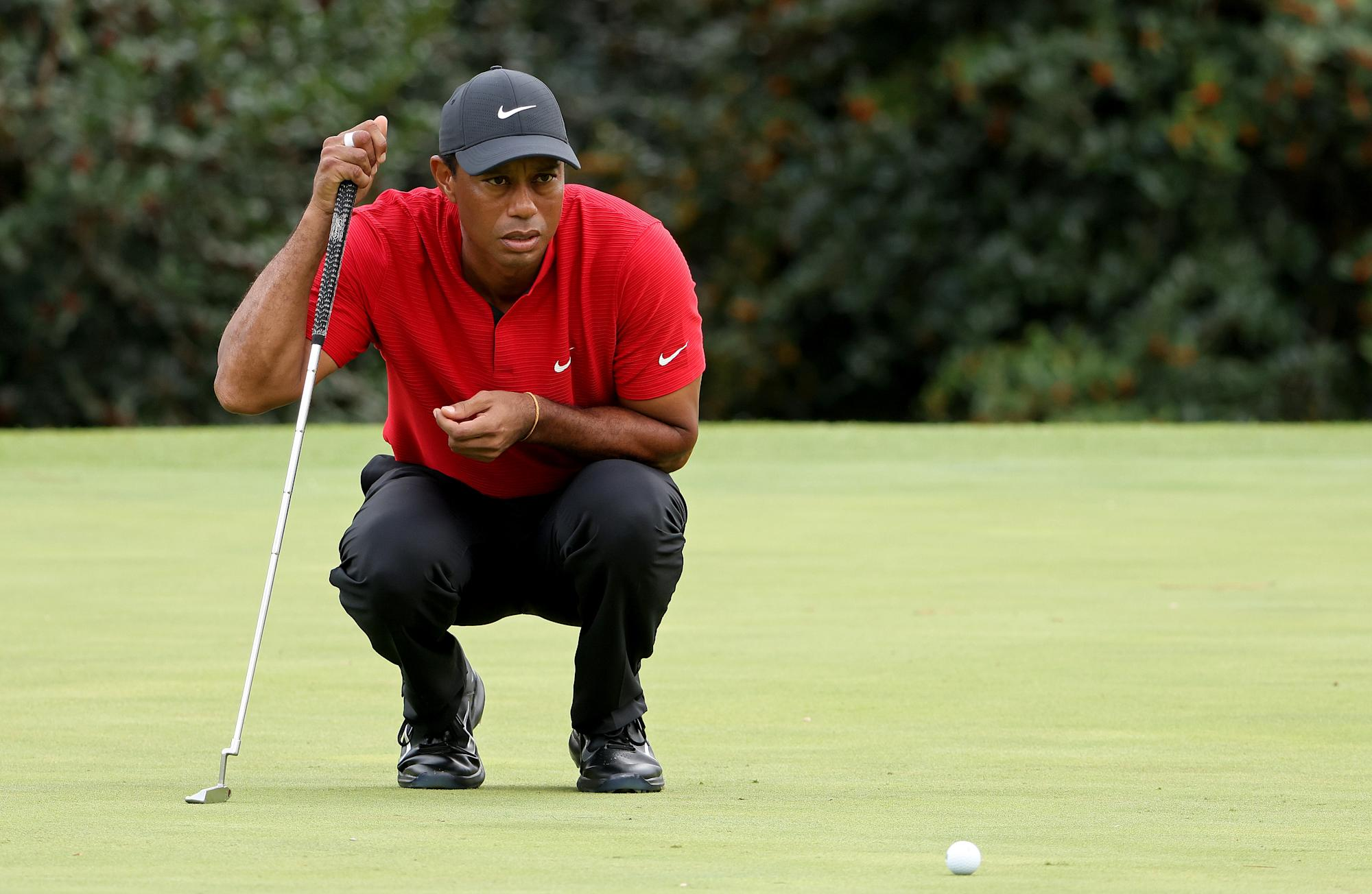 Golf Tiger Woods Signs Deal To Return To Video Games With 2k