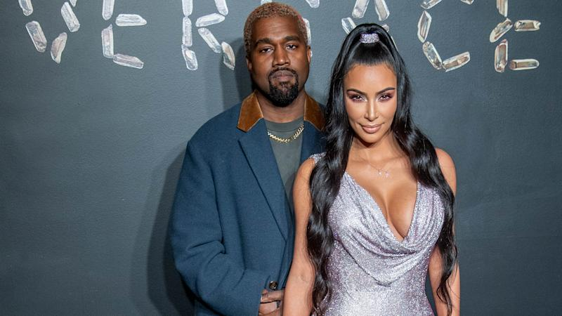Kim Kardashian Has Some MAJOR Concerns About Kanye West Going On Tour & We Don't Blame Her
