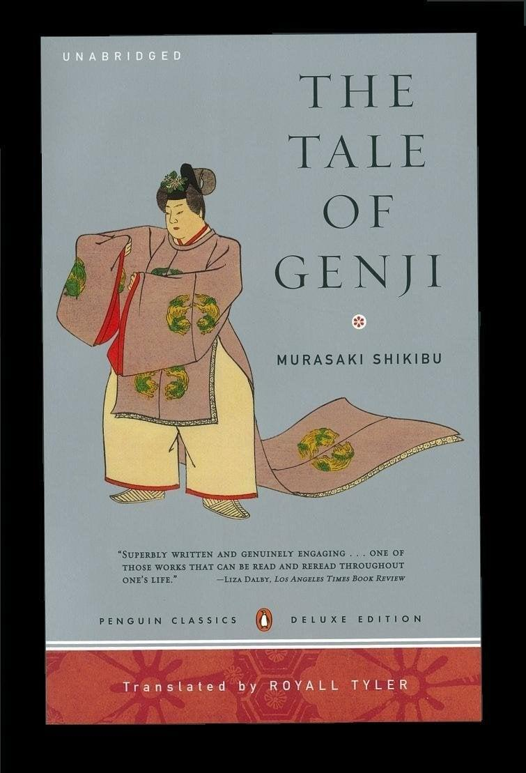"<p><a href=""https://www.popsugar.com/buy?url=https%3A%2F%2Fwww.amazon.com%2FTale-Genji-Penguin-Classics%2Fdp%2F0670030201%2Fref%3Dtmm_hrd_swatch_0%3F_encoding%3DUTF8%26qid%3D1488929559%26sr%3D1-1&p_name=%3Cstrong%3EThe%20Tale%20of%20Genji%3C%2Fstrong%3E%20by%20Murasaki%20Shikibu&retailer=amazon.com&evar1=tres%3Auk&evar9=43250262&evar98=https%3A%2F%2Fwww.popsugar.com%2Flove%2Fphoto-gallery%2F43250262%2Fimage%2F43252234%2FTale-Genji-Murasaki-Shikibu&list1=books%2Cwomen%2Creading%2Cinternational%20womens%20day%2Cwomens%20history%20month&prop13=api&pdata=1"" class=""link rapid-noclick-resp"" rel=""nofollow noopener"" target=""_blank"" data-ylk=""slk:The Tale of Genji by Murasaki Shikibu""><strong>The Tale of Genji</strong> by Murasaki Shikibu</a> </p>"