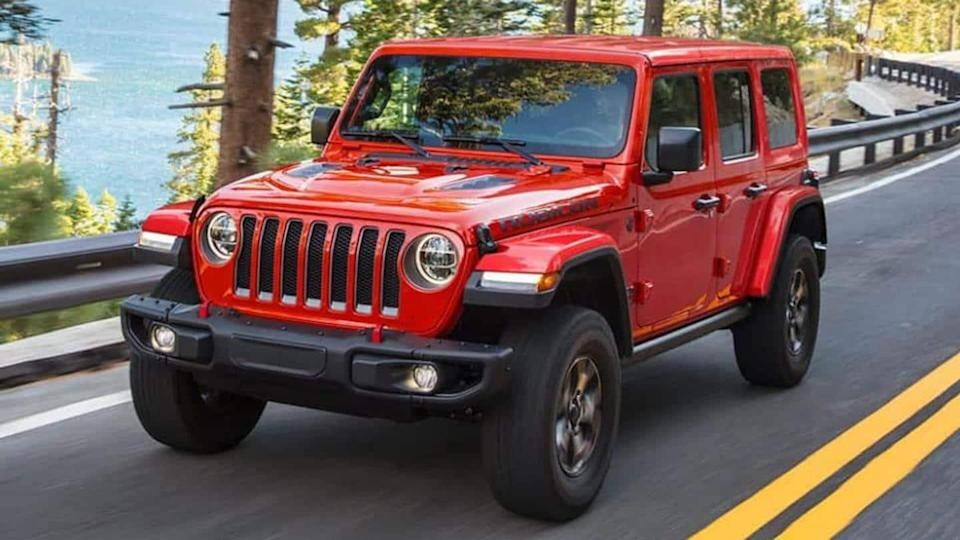 2021 Jeep Wrangler SUV to be launched in India tomorrow