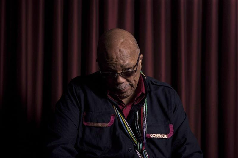 Quincy Jones opens up about quitting alcohol in Netflix doc: 'I don't miss it at all'