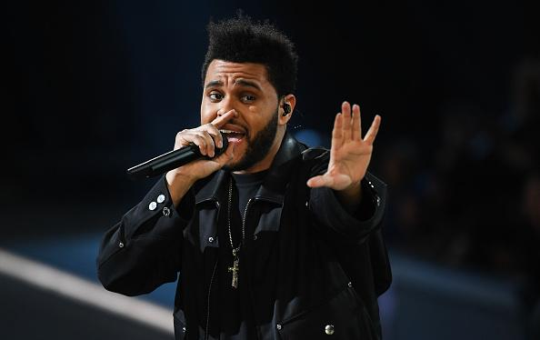 The Weeknd donated $50,000 to help fundraise for a course at the University of Toronto teaching the ancient Ethiopian language of Ge'ez. Photo from Getty Images.