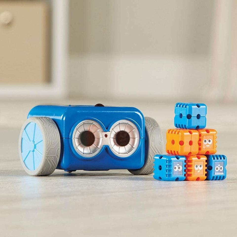 <p><span>Learning Resources's Botley 2.0</span> ($65) teaches kids the basics of coding through active play without needing a device.</p>