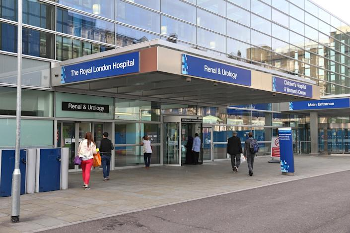 The Royal London Hospital has been rocked by claims made to the CQC (Getty)