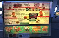 """<p>Wayne's Drive Inn has been owned by Wayne Abshere's family since 1950 when the restaurant started as Wayne's Burger Bar in an alley. Wayne's specializes in fried food, like fried pickles, cheese sticks and onion rings. The <a href=""""https://www.thedailymeal.com/cook/how-to-fry-food-at-home-tips?referrer=yahoo&category=beauty_food&include_utm=1&utm_medium=referral&utm_source=yahoo&utm_campaign=feed"""" rel=""""nofollow noopener"""" target=""""_blank"""" data-ylk=""""slk:deep-fried deliciousness"""" class=""""link rapid-noclick-resp"""">deep-fried deliciousness</a> doesn't end there. There's a steak fingers dinner, fish and chips and a fried chicken plank. </p>"""