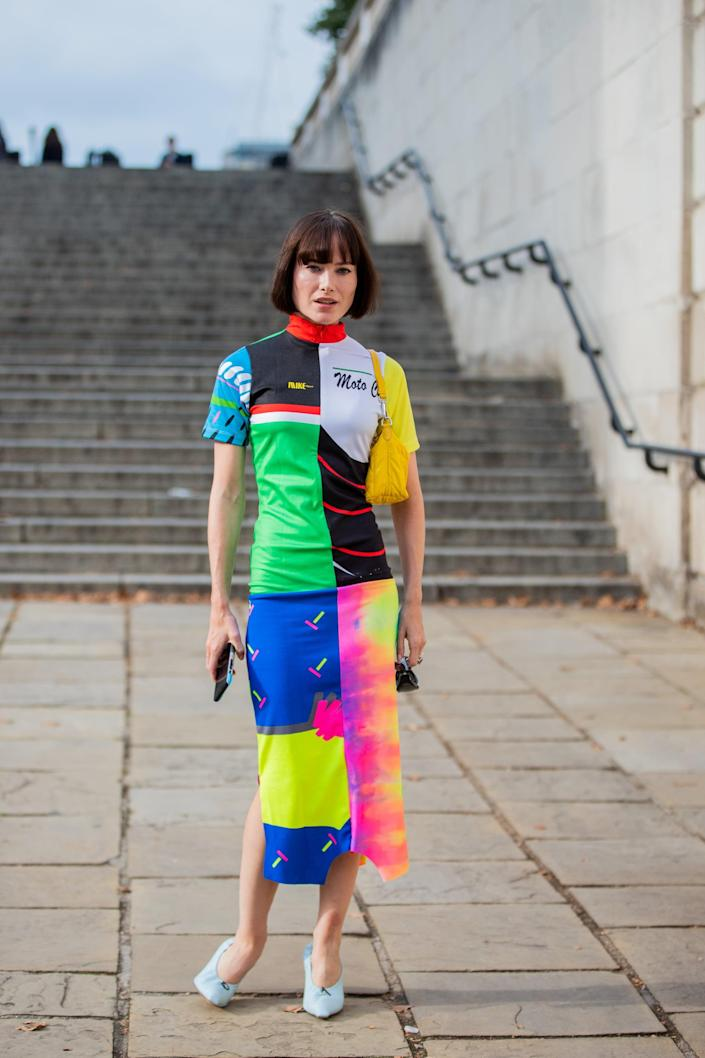 <p>Why choose one color when you can wear them all? </p>