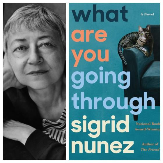 """The author Sigrid Nunez's most recent novel is """"What Are You Going Through."""" <span class=""""copyright"""">(Marion Ettlinger / Riverhead Books)</span>"""