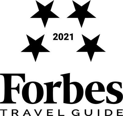 2021 Forbes Four Star Property