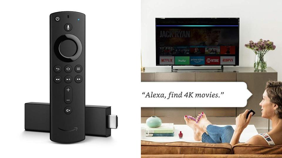 Stream your favorite movies and shows with this simple stick.