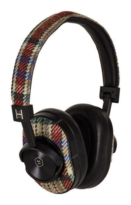 """<p>New wireless headphones are always a winner, especially when they don a dash of handsome Scottish tweed. These ones from Hunstman of Savile Row, made in collaboration with Master & Dynamic, rock an exclusive flannel that will make dad the most stylish man about town.</p><p>£599, <a href=""""https://www.huntsmansavilerow.com/product/master-dynamic-mw60-wireless-ear-headphones/"""" rel=""""nofollow noopener"""" target=""""_blank"""" data-ylk=""""slk:Huntsman"""" class=""""link rapid-noclick-resp"""">Huntsman</a>.</p>"""