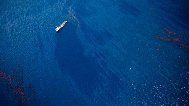 Massive oil spill in Gulf of Mexico finally getting contained nearly 14 years later