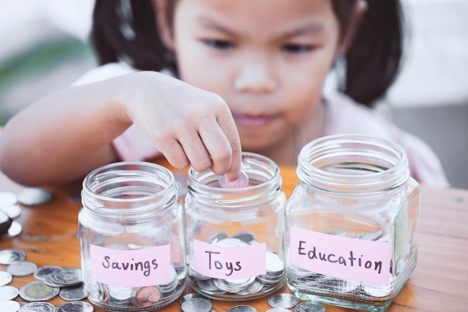 How to invest like a 3-year-old. Source: Getty Images