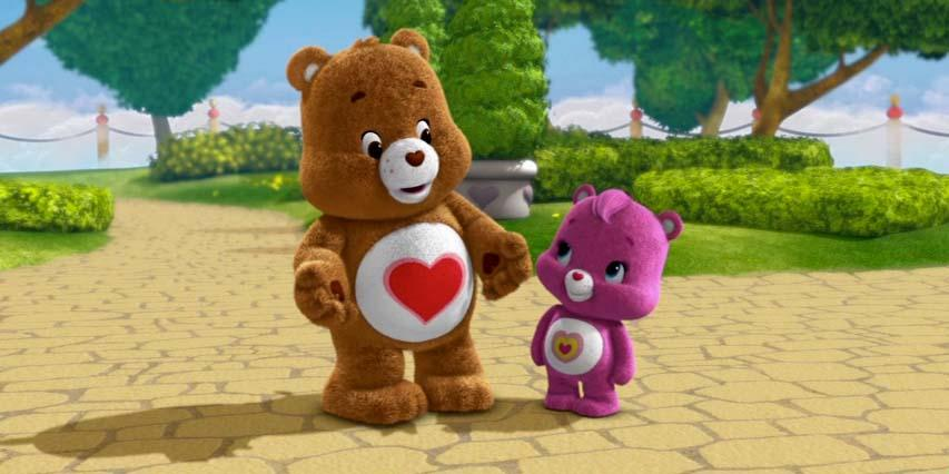 """<b>2012: """"Welcome to Care-a-Lot""""<br><br></b>  """"Welcome to Care-a-Lot"""" introduces Wonderheart Bear -- Tenderheart Bear's very curious little niece."""