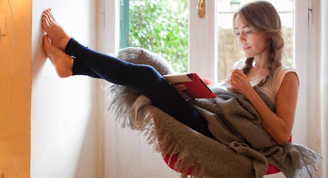 These Boden leggings have almost sold out on John Lewis & Partners. (Getty Images)