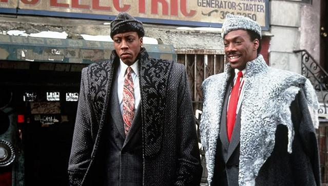 A still from Coming 2 America   Image from Amazon