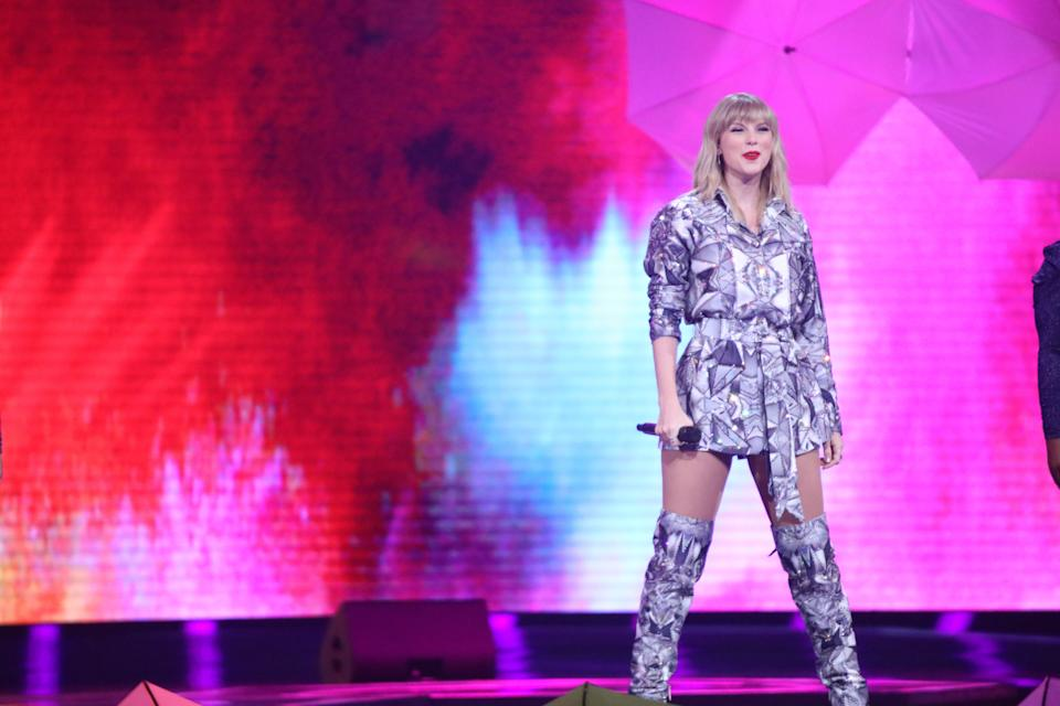 Taylor Swift (Photo: VCG via Getty Images)