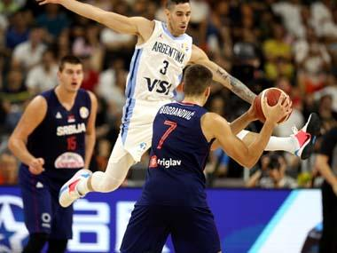 FIBA World Cup 2019: Argentina enter first semi-finals in 13 years with clinical 97-87 win over Serbia