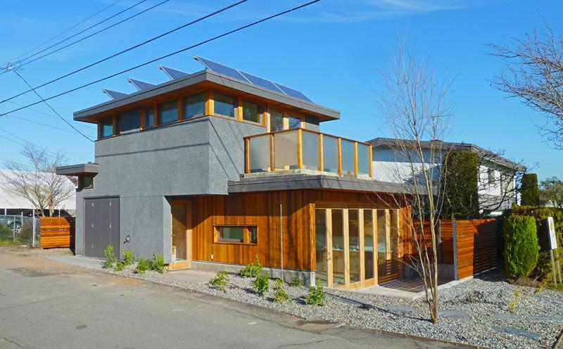 <p>The cost of construction in 2012 was approximately $320,000. (LaneFab) </p>