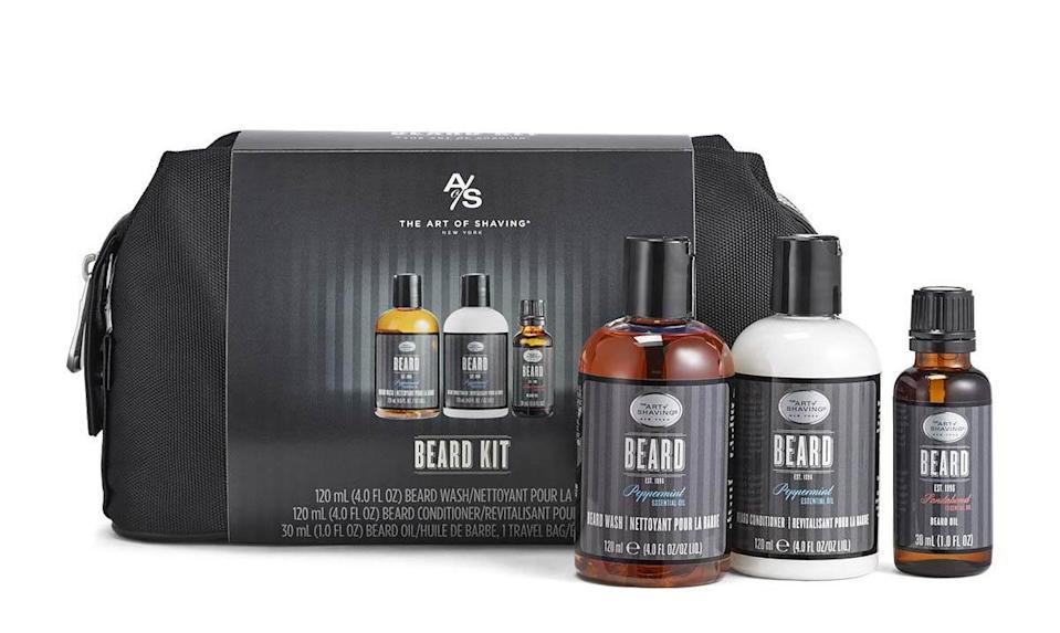best fathers day gifts, art of shaving beard kit