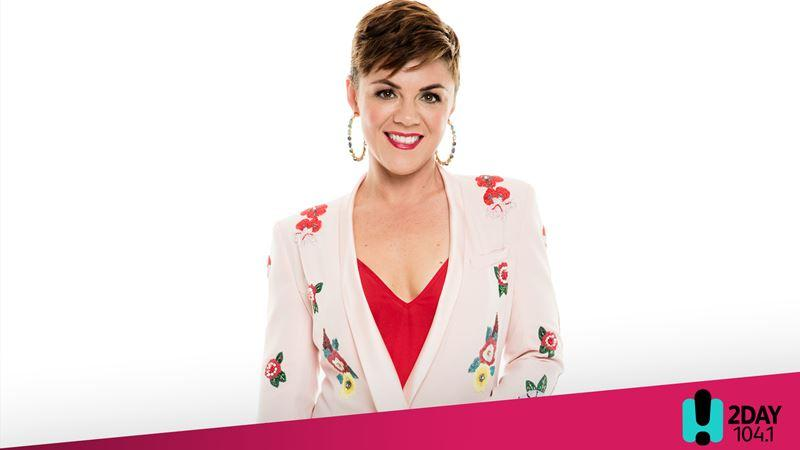 Em Rusciano is leaving her breakfast radio show. Source: Hit Network, Pregnant Em Rusciano quits 2Day FM breakfast radio show