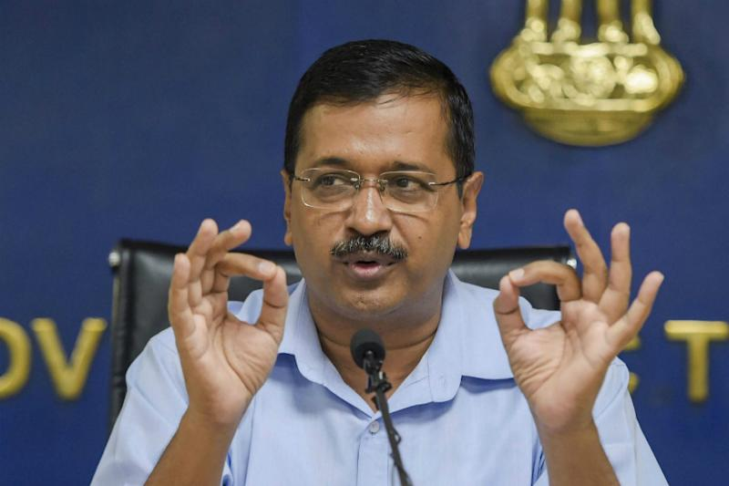 'No Dearth of Money, All You Need is Right Intent': Arvind Kejriwal on Kamal Haasan's Praise